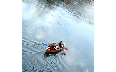 Canoé, kayak, rafting